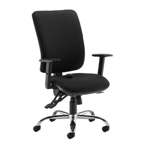 Senza Ergo 24hr Fabric Office Chair
