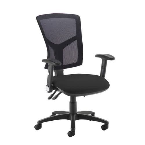Senza Mesh Back Operator Chair