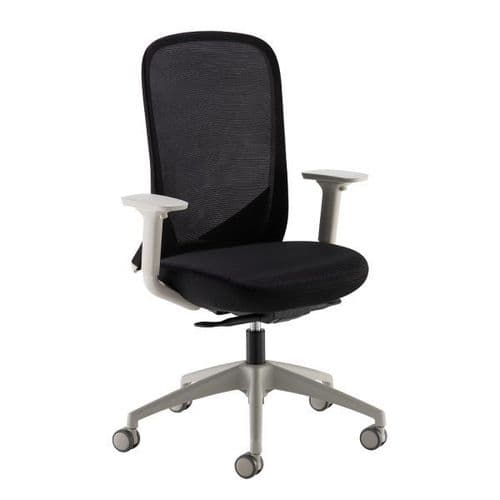 Sway black mesh office chair