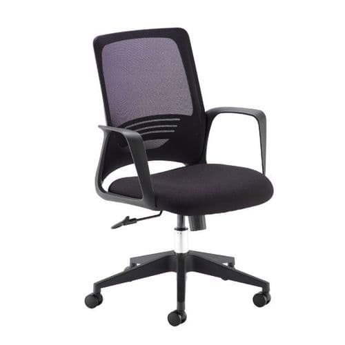 Toto black mesh office chair