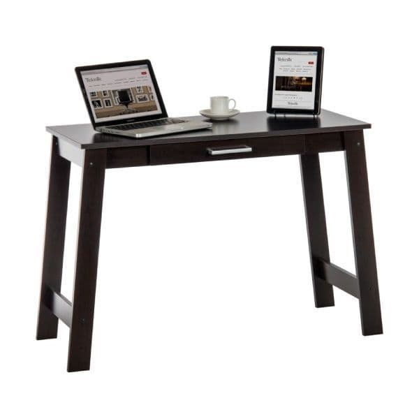 Trestle Desk Cinnamon Cherry