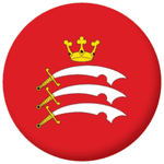 Middlesex County Flag 58mm Button Badge
