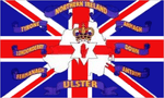 Northern Ireland 6 Counties Large County Flag - 5' x 3'