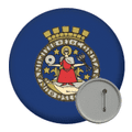 Rest of Europe Button Badges - 58mm