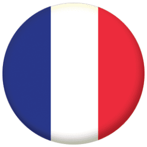 Reunion Province Flag 25mm Pin Button Badge