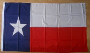 Texas State Large Flag - 5' x 3'.