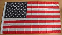 USA Large Country Flag - 5' x 3'.