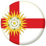 Yorkshire West Riding County Flag 58mm Bottle Opener