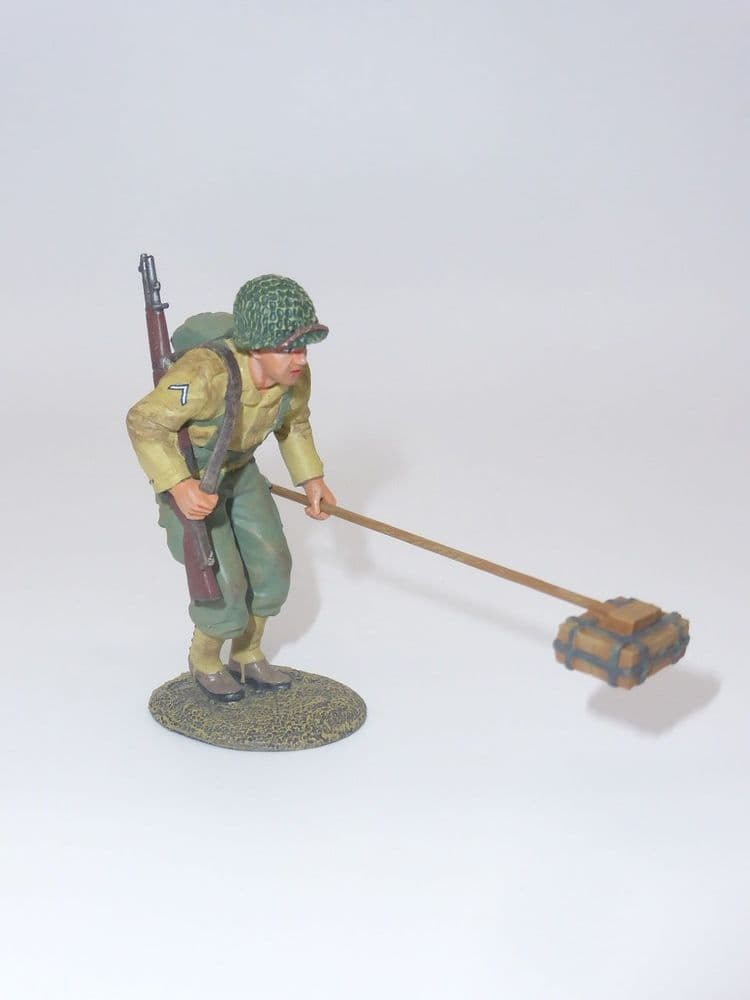 King & Country - DD323 - D-Day'44 American Demolition Man