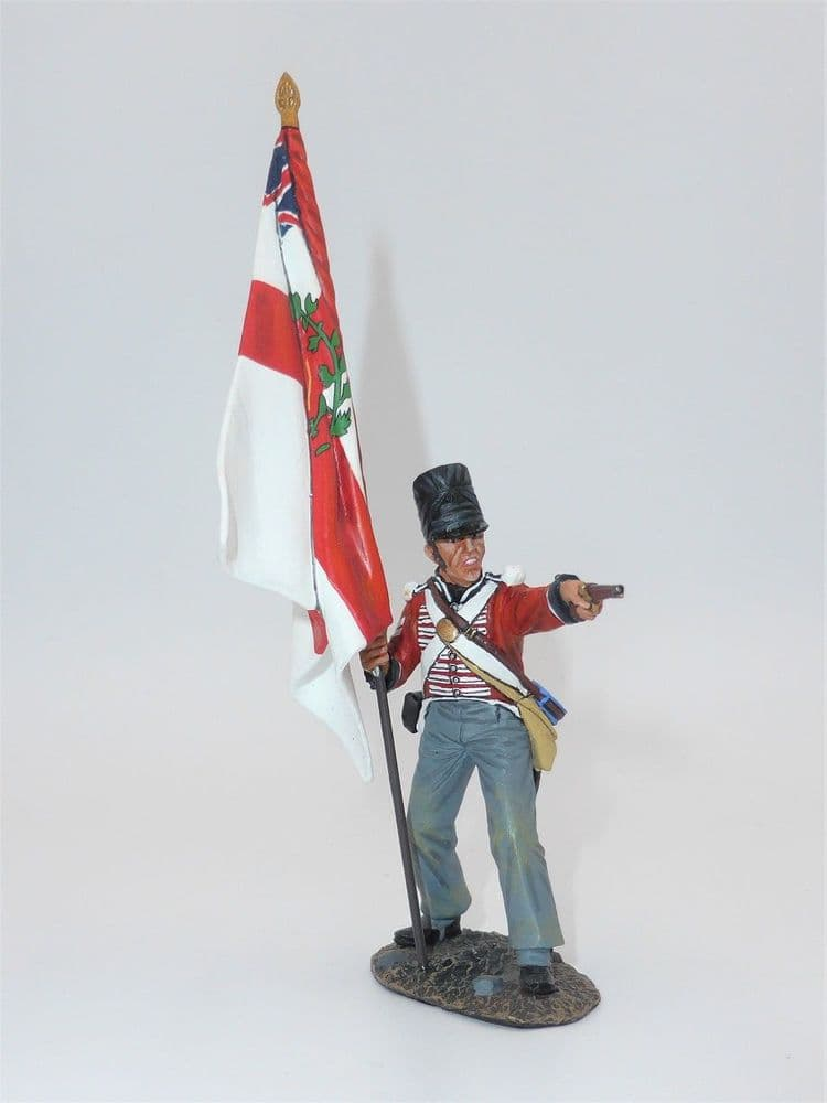 King & Country NA436 British - The Temporary Regimental Bearer
