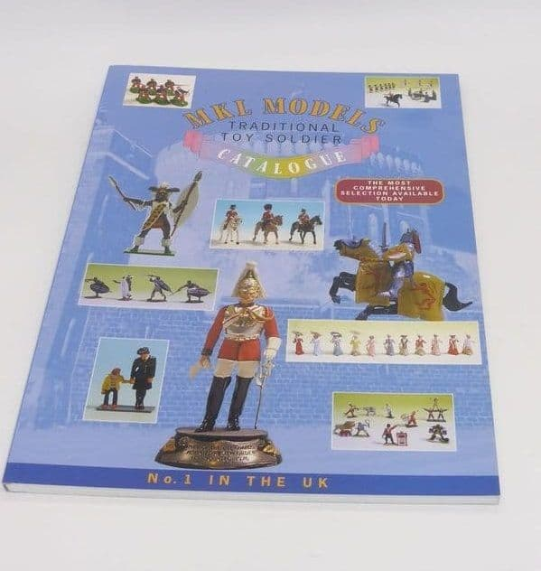 MKL Toy Soldier Catalogue/Reference Guide