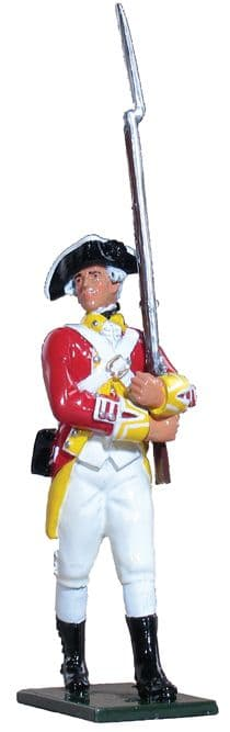 WB44003 Private 29th Regiment of Foot 1768-1770