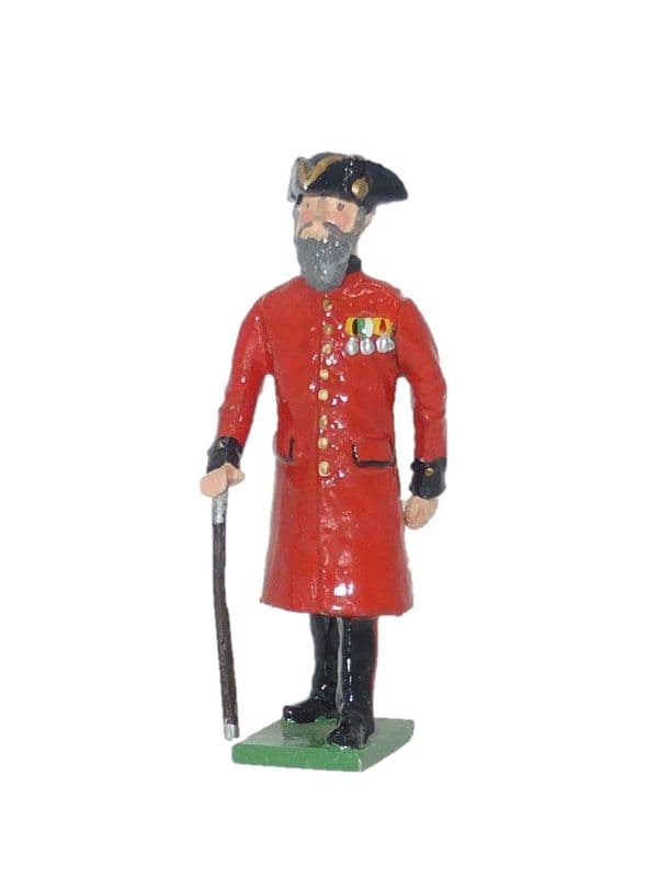 SS 7A - Chelsea Pensioner Tricorn Walking