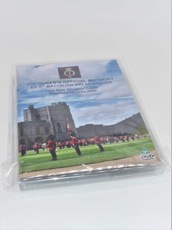 Trooping the Colour DVD 2020  (Region 2)