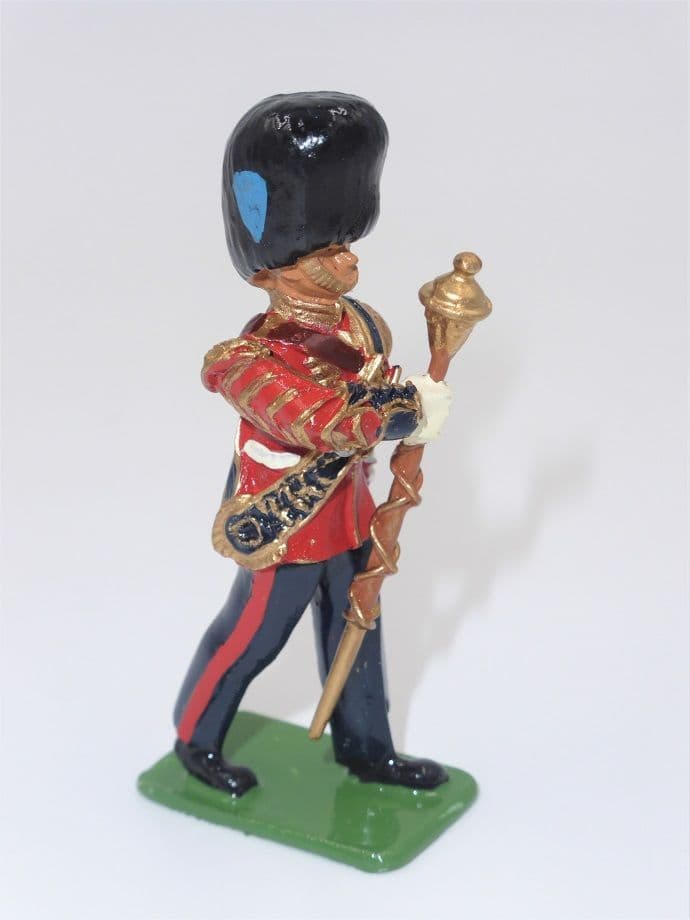 WB00316 Drum Major - Irish Guards