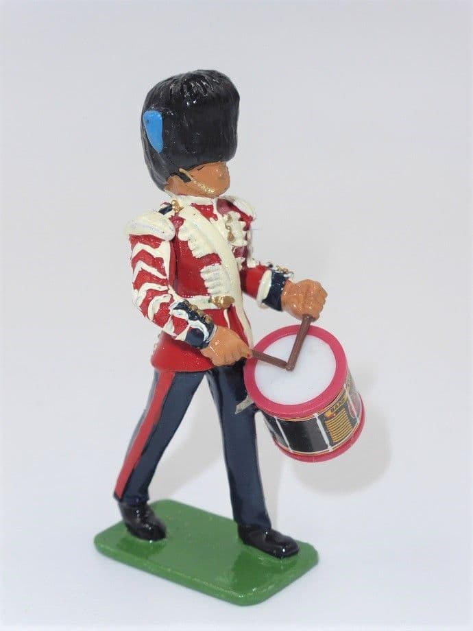 WB00316 Side Drummer - Irish Guards