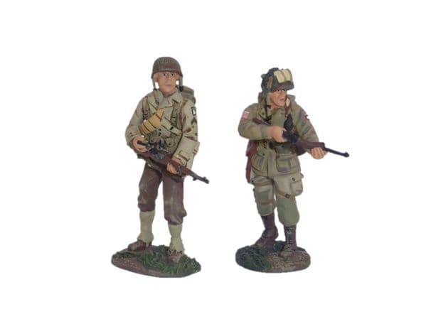 WB25000 + WB25006  WWII US Army Airborne Combined Sets  - Special Offer