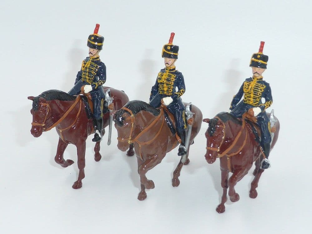 WB40278 IV Hussars Troopers