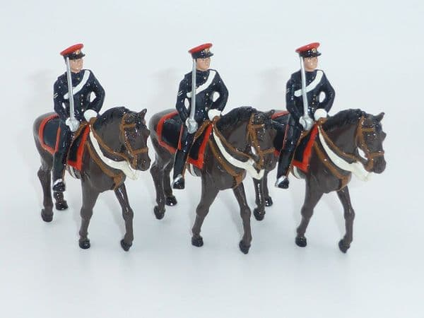 WB40340 Military Mounted Police