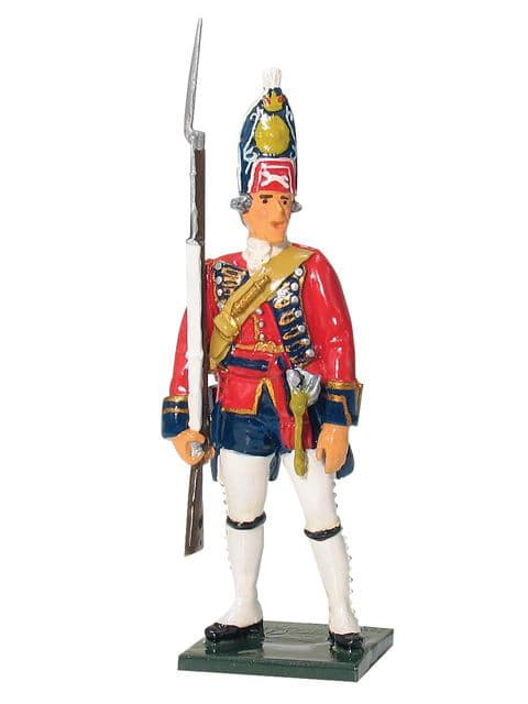 WB43102 Grenadier NCO 1st Foot Guards 1755 (Special Offer)