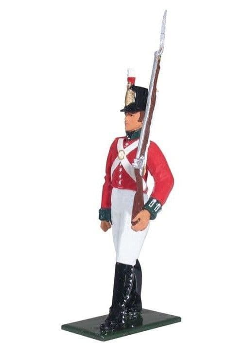 WB43140 Private 49th Foot Battalion Company 1806-1812 (Special Offer)