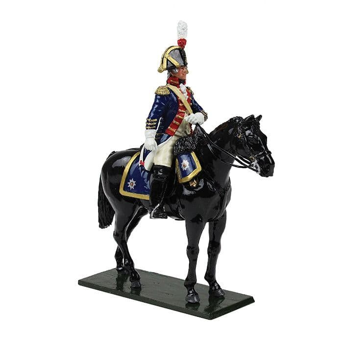 WB47057 - British Horse Guards (Blues) Officer, 1795