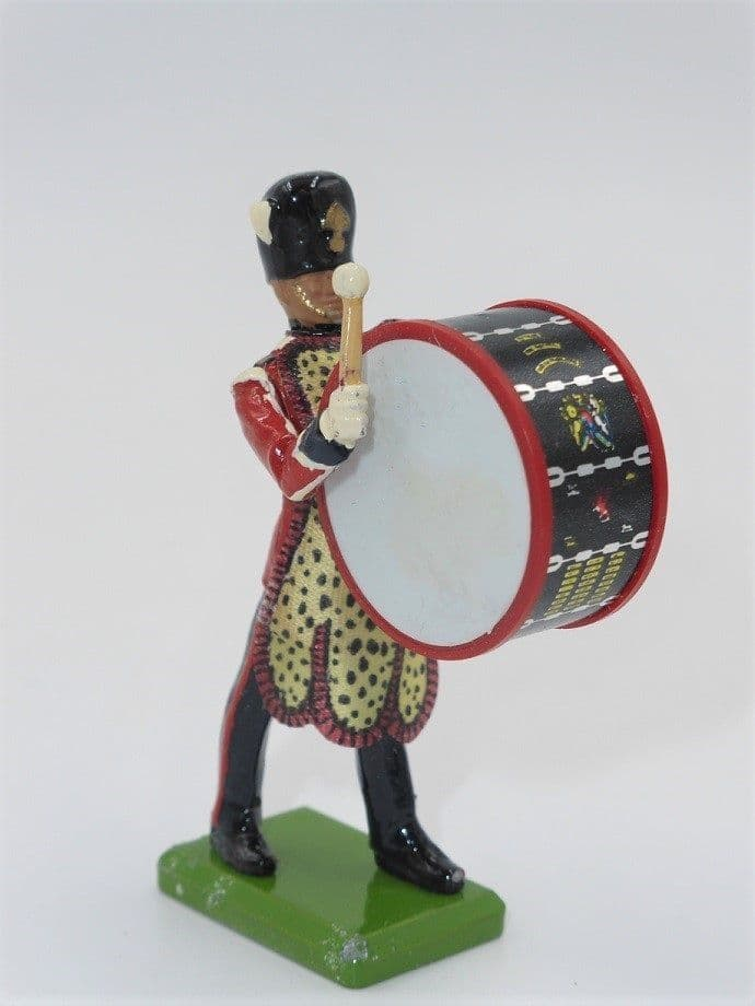 WB5191 Bass Drummer - The Royal Welch Fusiliers