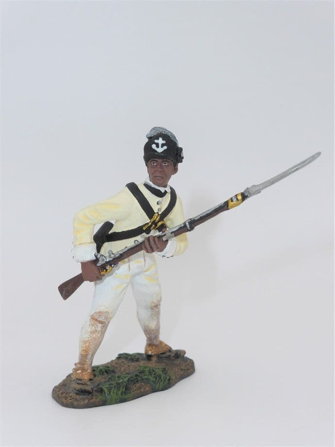 William Britain American revolution Figure D