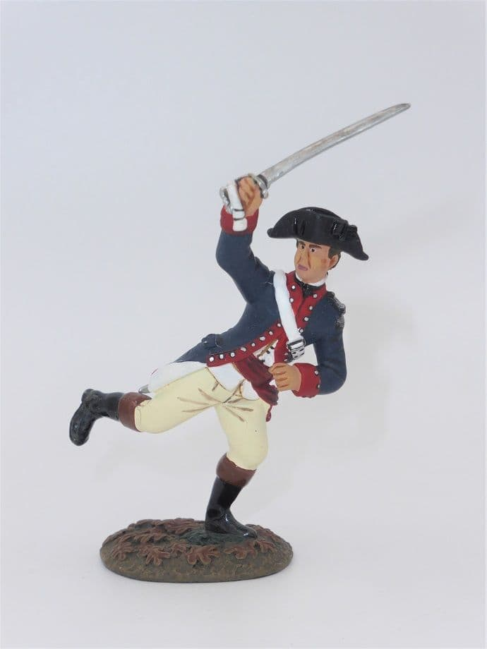 William Britain American revolution Figure H