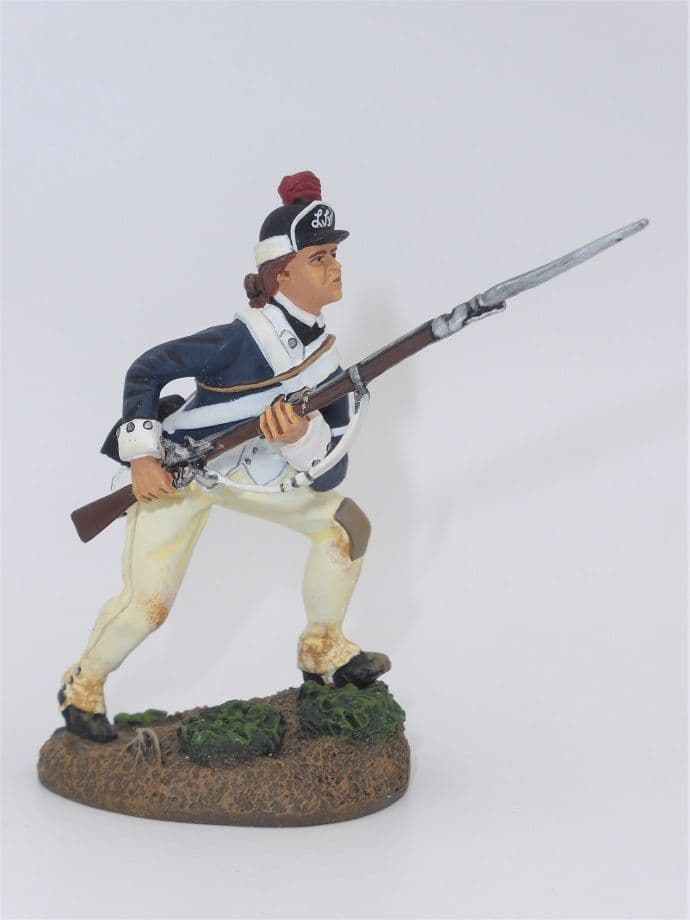 William Britain American revolution Figure J