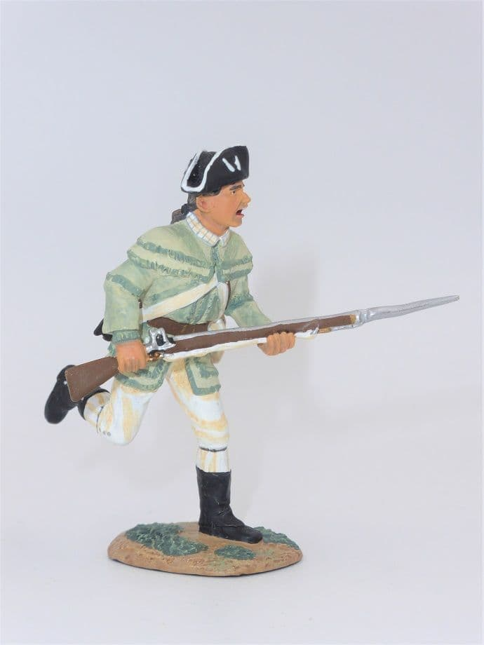 William Britain American revolution Figure P