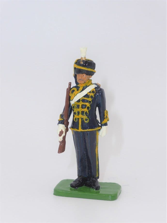William Britain Foot  Hussar Figure G