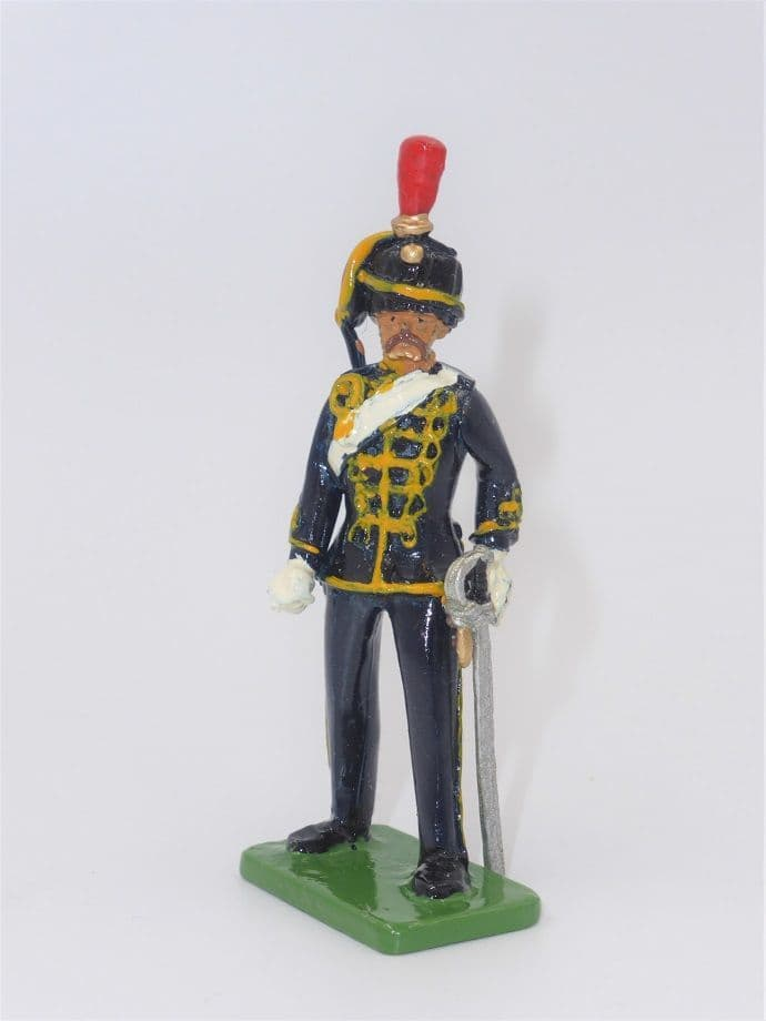 William Britain Foot  Hussar Figure I