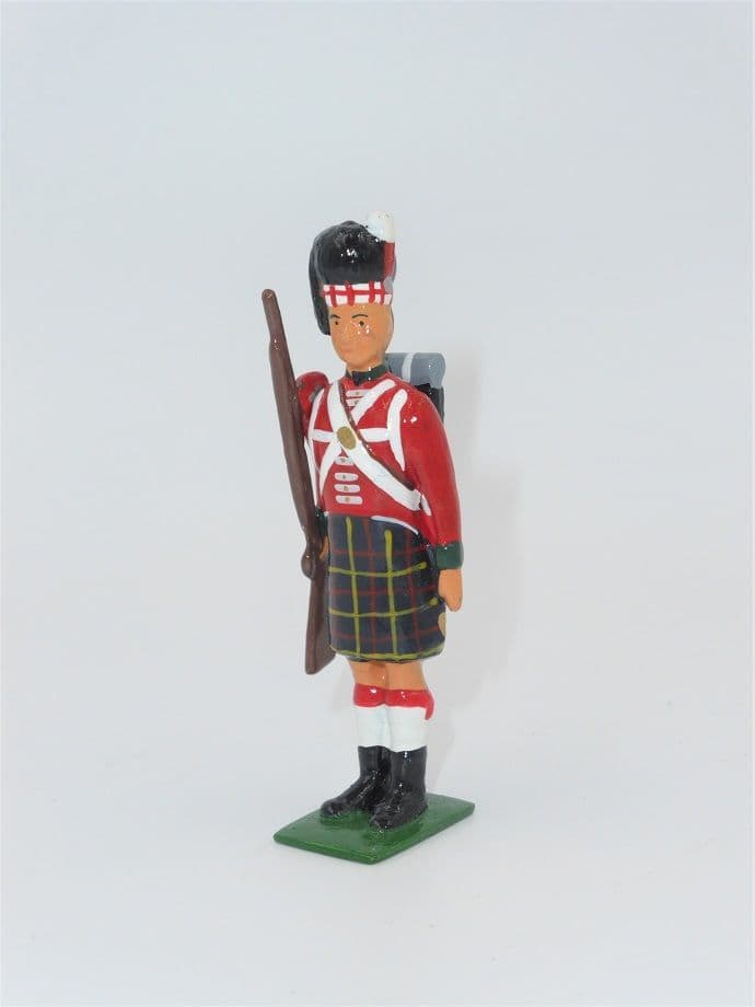 William Britain Hollowcast Highland Infantry A