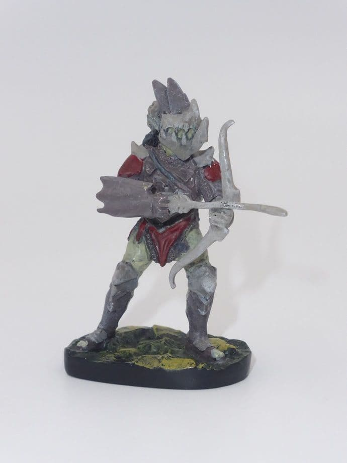 William Britain Lord of the Rings Orc with Bow & Arrow