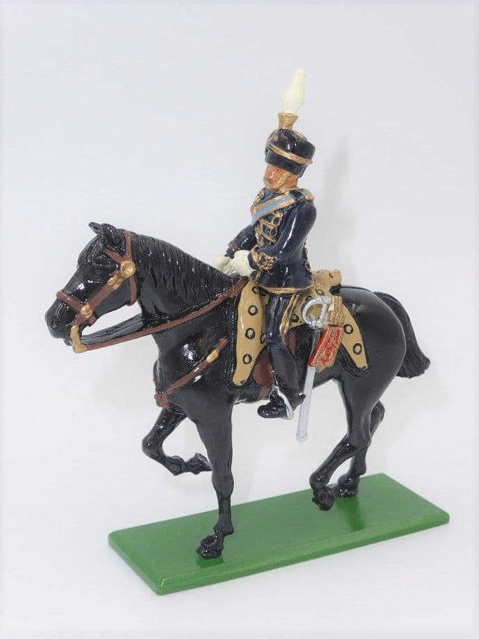 William Britain Mounted Hussar Figure B