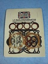 GENUINE TRIUMPH 650 TOP END ENGINE GASKET SET 1963-73 TR6 T120 T120R 99-9937