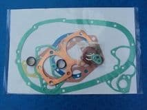 TRIUMPH ENGINE GASKET SET 5TA T100S T100SS 1960-66 UK MADE