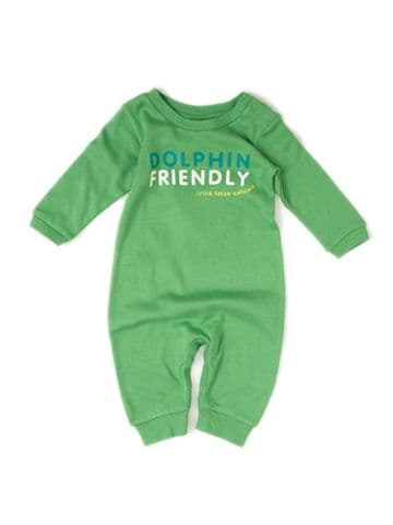 Dolphin Friendly Playsuit