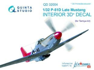 1/32 P-51D (Late)