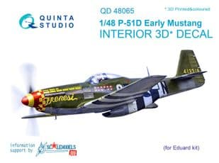 1/48 P-51D (Early)