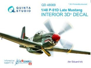1/48 P-51D (Late)