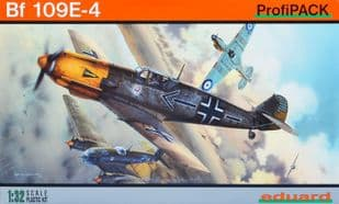Bf-109 Exterior Details 1/48th