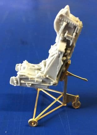 Ejection Seat Servicing Trolly