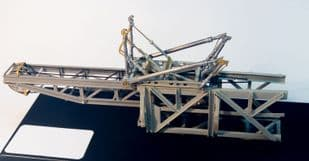 RN Catapult Cradle with rear extension combo.