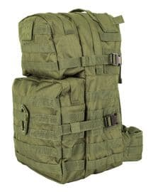 40 Litre Assault Pack - Olive Green