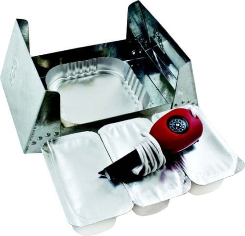 Fire Dragon Folding Cooker Comes With Fuel And Fireball Striker