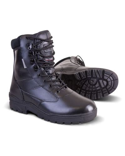 All Leather Patrol Boots 2