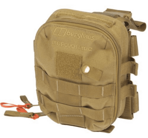 Berghaus BMPS First Aid Kit Coyote Tan