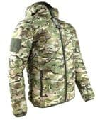 British Terrain Pattern / Olive Green Xenon Jacket